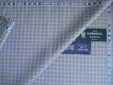 DORMEUIL 55% WOOL, 45% SILK, JACKETING FABRIC BY Dormeuil–MADE IN ENGLAND- 2.0 m
