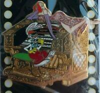 Disney Soda JESSICA & ROGER Rabbit Mighty Wurlitzer Organ EL Capitán LE Pin DSSH