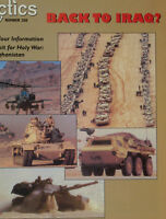 Strategy & Tactics 208, S&T, Back to Iraq 3, Unpunched, Excellent Bonus!!