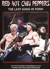 Red Hot Chili Peppers - Last Gang in Town (DVD, 2004)