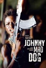 JOHNNY MAD DOG Movie POSTER 27x40 UK B Christophe Minie Daisy Victoria Vandy