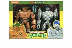 Teenage Mutant Ninja Turtles Actionfiguren Cartoon Tragg & Grannitor (2-Pack)