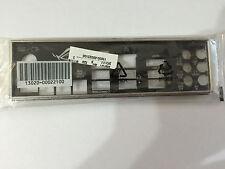 Original ASUS I/O IO BLENDE SHIELD RAMPAGE IV GENE #G2118 XH
