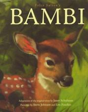 Felix Salten's Bambi-ExLibrary