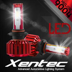XENTEC LED HID Headlight Conversion kit 9004 HB1 6000K 1991-1994 Mazda Navajo