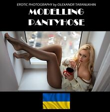 New erotic photography book 'Modelling Pantyhose'