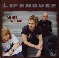 LIFEHOUSE ~ Who We Are ~ CD Album ~ EC ~ FREE POST!