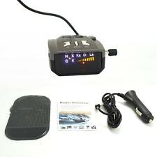 9 Band 360° Police Cop Car Radar Laser Detector With Voice Traffic Alert V9 LED