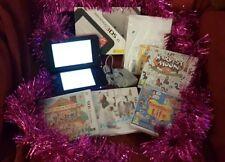 Nintendo 3 DS XL Handheld Video Console de Jeu Noir Neuf autres Bundle/Noël