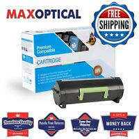 Max Optical Lexmark 50F1X00, 501X Compatible Toner- Black