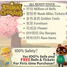 animal crossing NM ticker, DIY,funiture, material, residents, and EVERYTHING
