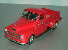 1/32 Scale 1948 Dodge B-Series Pickup Truck Diecast Model - Signature Models Red