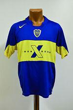 BOCA JUNIORS ARGENTINA 2005 HOME FOOTBALL SHIRT JERSEY MAGLIA NIKE
