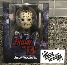 "NEW MEZCO TOYZ 6"" FRIDAY THE 13TH ""JASON VOORHEES"" DELUXE STYLIZED HORROR FIGURE"