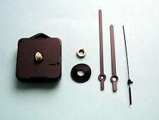 MEGA-QUARTZ SWEEP non stepper quartz clock movement  100mm black baton hands
