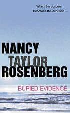 Buried Evidence, Taylor Rosenberg, Nancy, New Book