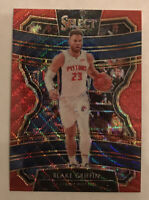 Blake Griffin 2019-20 Panini Select T-Mall CONCOURSE RED PRIZM WAVE #172