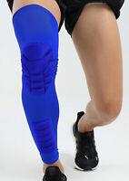 Crashworthy Knee Pad Leg Support Leg Guard Protector Basketball Running Fitness