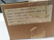 General Instrument 928082-000-00 FTEC-MB Power Supply Lids with Fuses