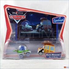Disney Pixar Cars Buzz & Woody Movie Moments supercharged series
