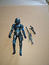 Star Wars Black Series SHADOW STORM TROOPER 6? Game Stop The Force Unleashed