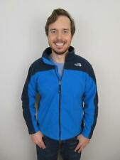 The North Face Blue Fleece Jacket Boys Youth XL 18/20 Denali Coat Zip Mens Small