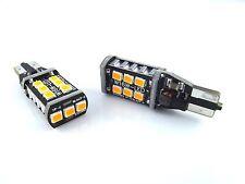kit de 2 ampoules LED T15 W16W Clignotants arrière AUDI A1 Gen.1 - NEUF