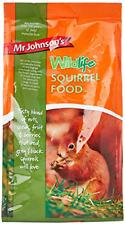 Mr Johnson's Wildlife Squirrel Food, 900g, transparent, 60274