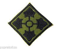 Patch 4 Infantry Division Vietnam War
