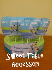 base con 20 lecca lecca sweet table festa compleanno  battesimo nascita