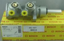 BOSCH Brake Master Cylinder MC691 (0 204 123 596) CITROËN C4 Saloon, PEUGEOT 307