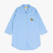 Kakao Friends Women Ryan Striped Pajama OPS Cozy Home Wear Sleepwear Free Size