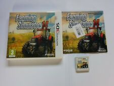 Farming Simulator '14 (2014) - Nintendo 3DS Game - 2DS, XL - Free, Fast P&P!