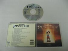 Walt Disney Pinocchio soundtrack - CD Compact Disc