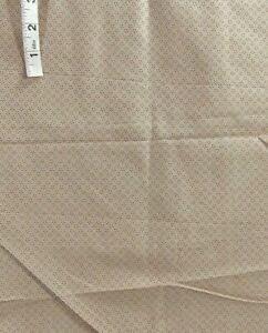 Small Round Circles Peinr,Medium Brown Cotton Quilt Fabric,Crafts,Cranston