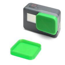 Linsen Schutz für GoPro Go Pro HERO 5 Lens Cap Protector Abdeckung Kappe Green