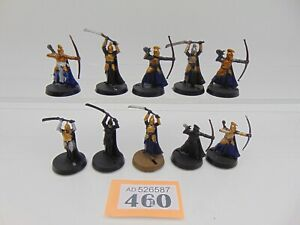 Lord of the Rings Middle Earth Warriors of the Last Alliance 460-587