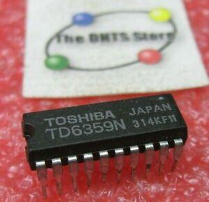 TD6359N Toshiba Consumer Electronics IC - Used Pull Qty 1