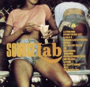Source Lab   Cd Album   Etat Tres Bon