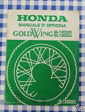 BB 67MG900X Manual De Taller Suplemento Honda Goldwing GL 1200 DH AH impresión