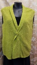 Ladies Sleeveless Top Jacket #7291 Size 18 NWOT