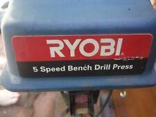 RYOBI 5 SPEED BENCH DRILL PRESS - BD513