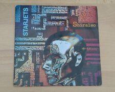 """Starjets Shiraleo 1980 UK 7"""" Single Pic Sleeve Epic EPC8276 Punk New Wave"""