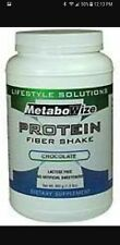 MetaboWize Protein/Fiber Shake - Chocolate Weight Loss / Management Xooma