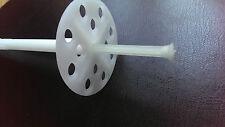 250 x insulation plastic hammer in fixings 10 x 140 mm, KOELNER