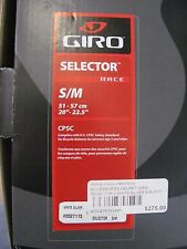 Giro Selector Triathlon/Time Trial Cycling Helmet S/M 51-57cm