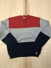 Vintage Russell Athletic Cut And Sew Vintage sweatshirt Youth S Colorblocking
