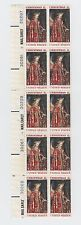 block of 10 CHRISTMAS ANGEL GABRIEL VAN  EYCK stamps Scott #1363 MNH 1968 USA 6c