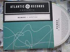 Rumer – Aretha ATLANTIC RECORDS Promo UK CD Single