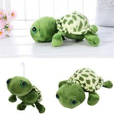 20CM Big Eyes Green Tortoise Doll Turtle Stuffed Plush Animal Baby Kids Toy Z